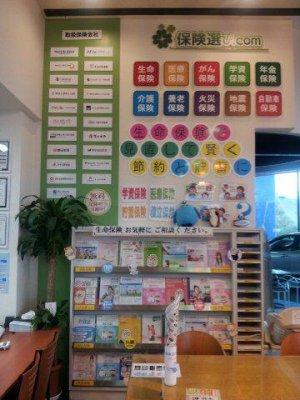鈴鹿市肥田町:保険選び.com 鈴鹿店