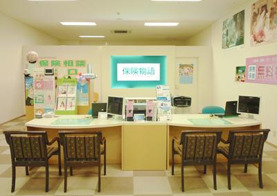 小千谷市平沢新田字荒田339:保険物語 小千谷店
