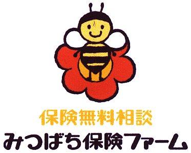 みつばち保険ファーム ラバーク瑞江店のロゴ