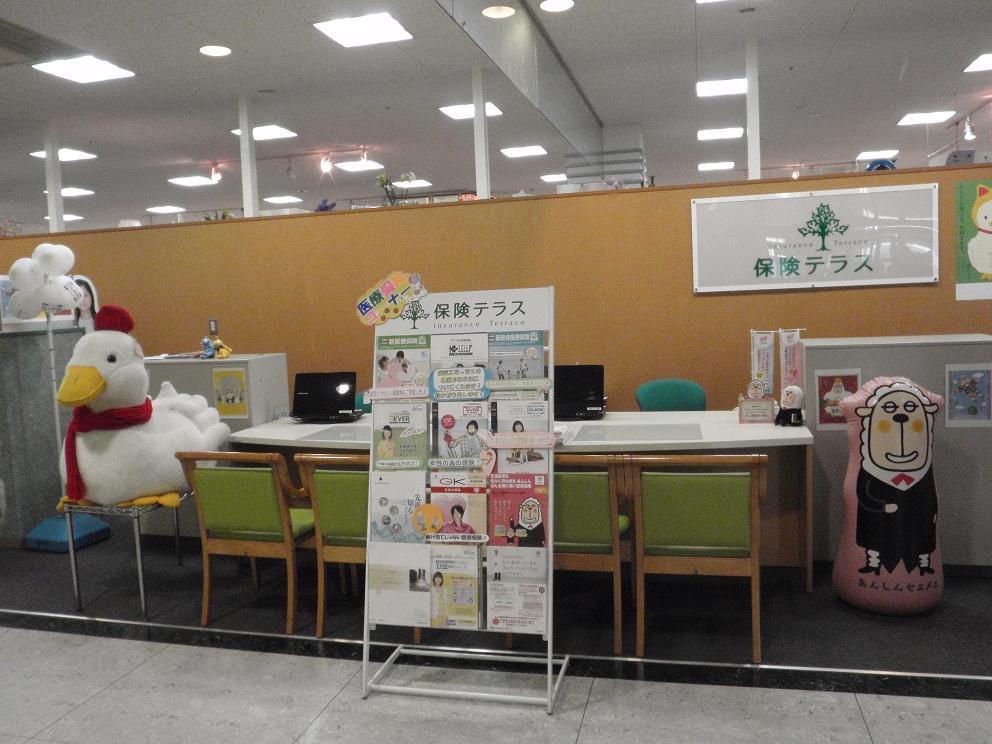 和歌山市中野:保険テラス パームシティ和歌山店