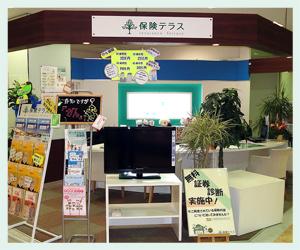 守山市播磨田町:保険テラス ららぽーと守山店