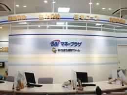 みつばち保険ファーム 流山おおたかの森店(SBIマネープラザ)のロゴ