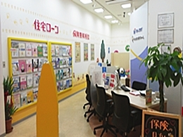 大阪市天王寺区上本町:みつばち保険ファーム 上本町YUFURA店(SBIマネープラザ)