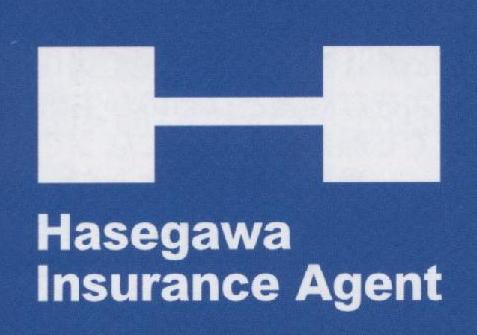 長谷川保険事務所のロゴ