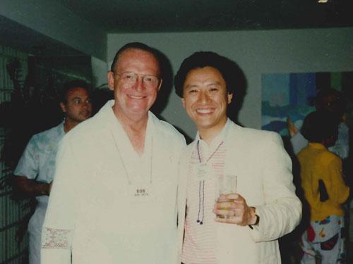 初代ソニープルデンシャル生命会長  ロバート・ベックさんとの出会い